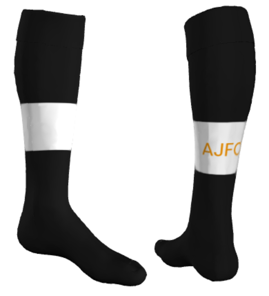 C3J. Ambleside JFC - Away Match Sock - Adult