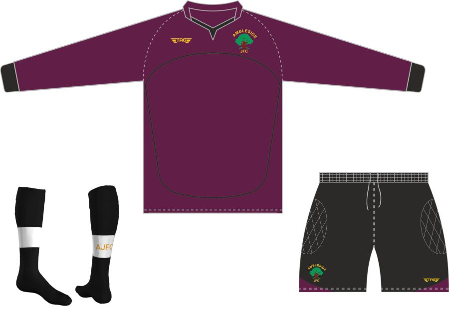 C4D. Ambleside JFC GK Set - Adult