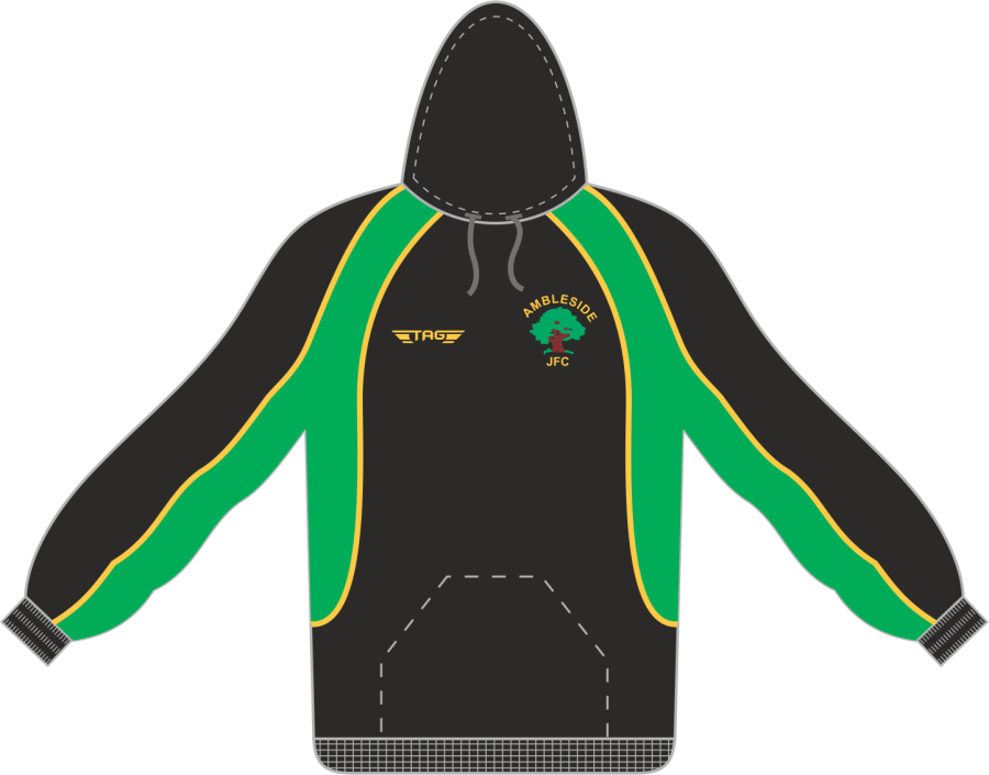 E7E. Ambleside JFC Sports Hoody - Child