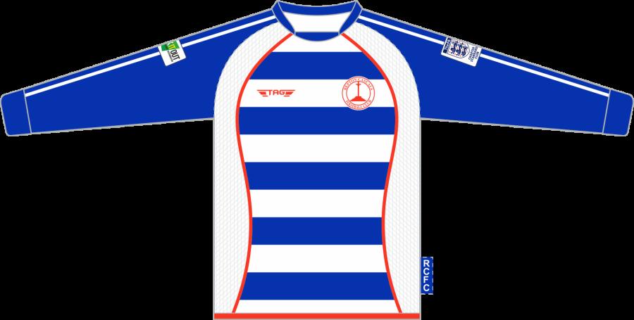 C2E. Repton Casuals - Home Match Jersey L/S - Child