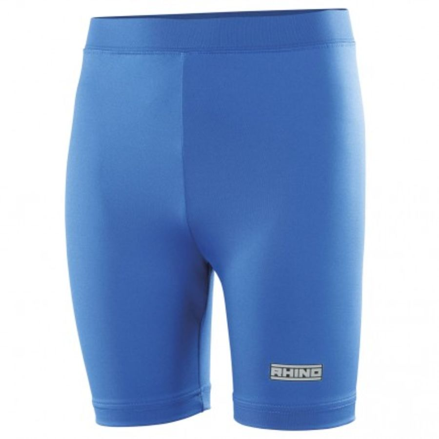 C6Z. Rhino Baselayer Short - Royal - Adult