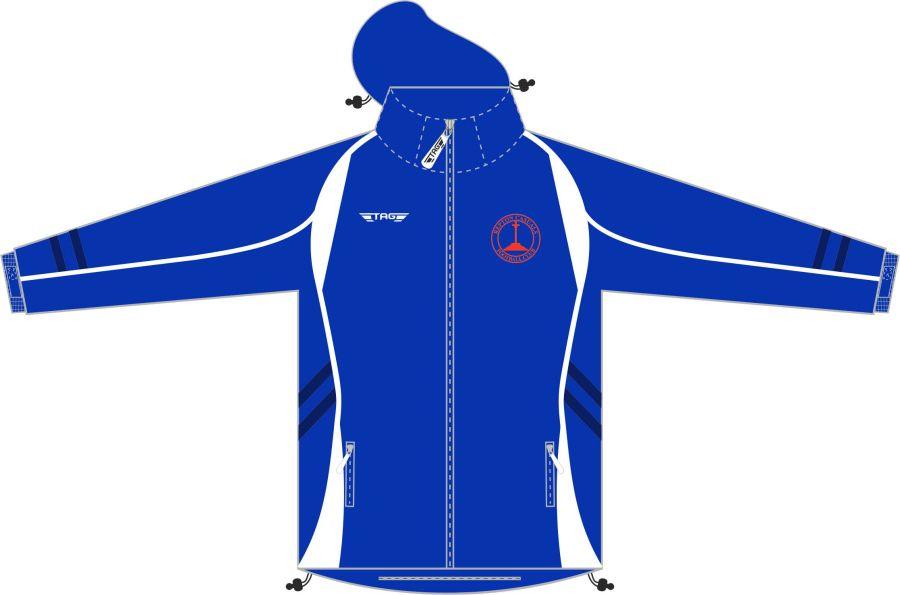 D4D. Repton Casuals - Rain Jacket - Adult