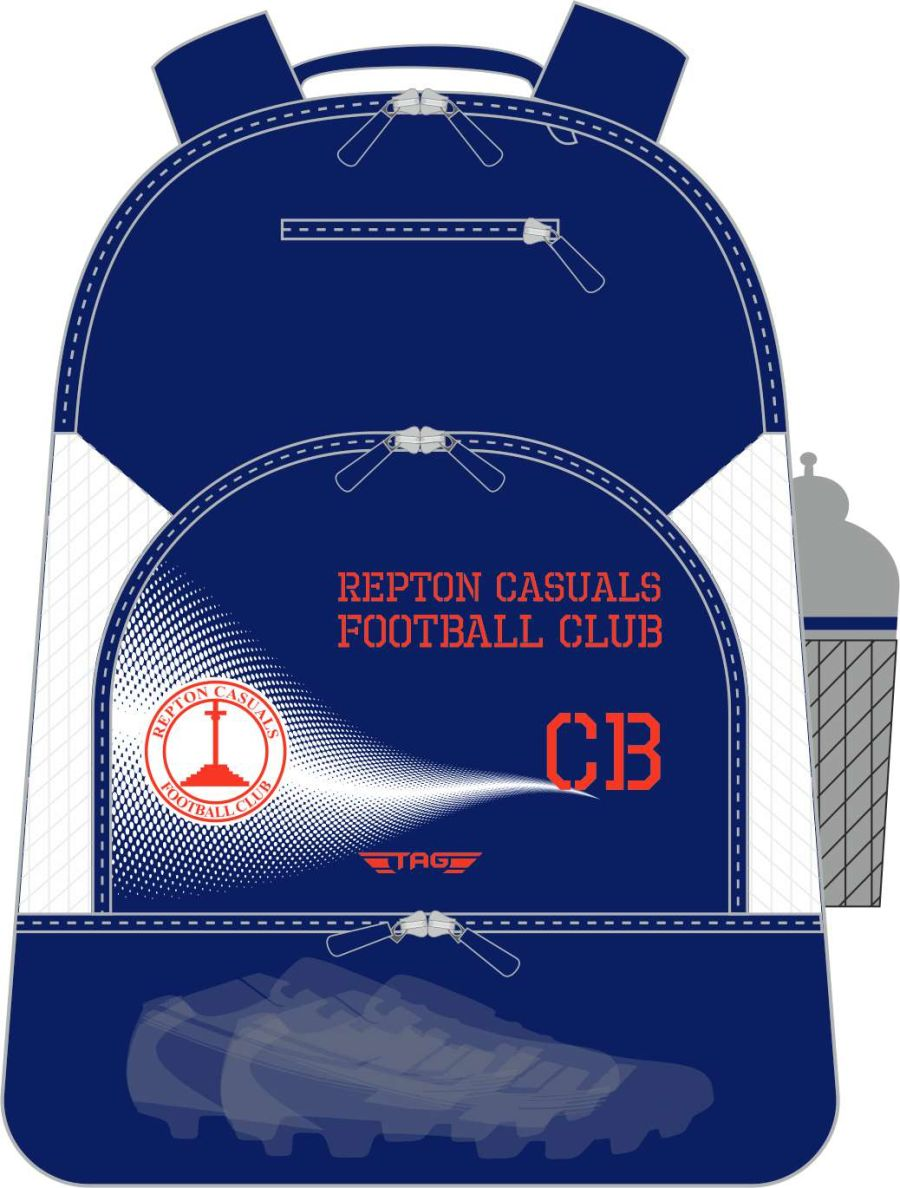 E2K. Repton Casuals Standard Backpack (min order of 10)**