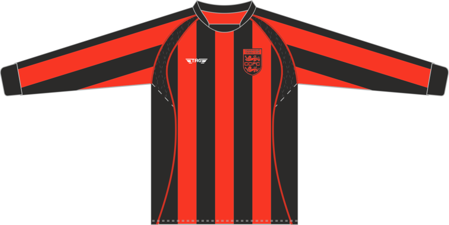 C2F. Coundon Court - Home Match Jersey - Adult