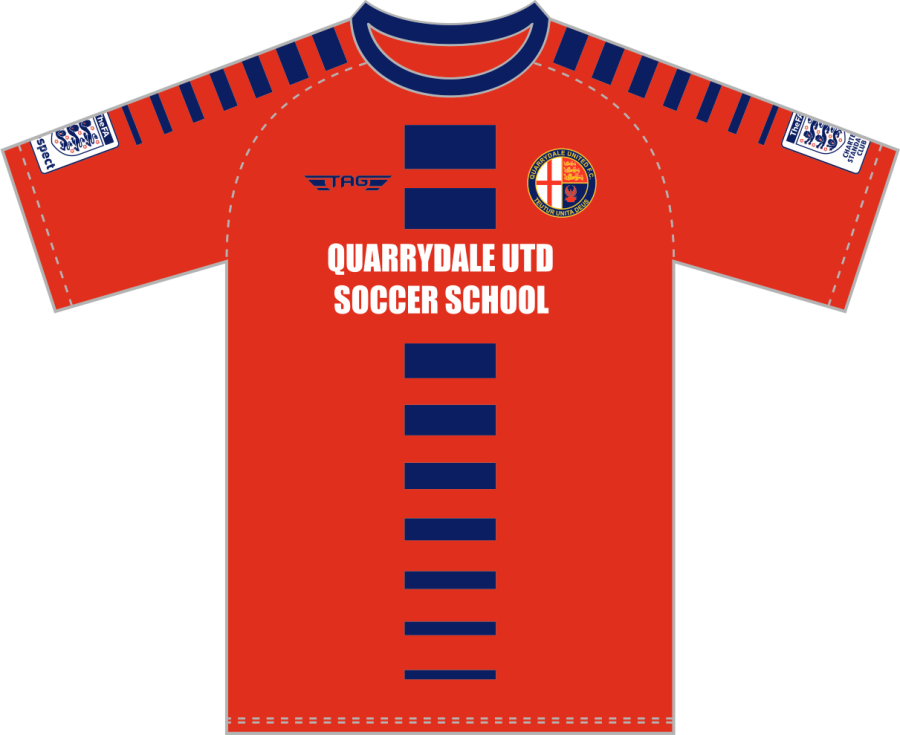 A1B. Quarrydale Training/Leisure Jersey - Adult
