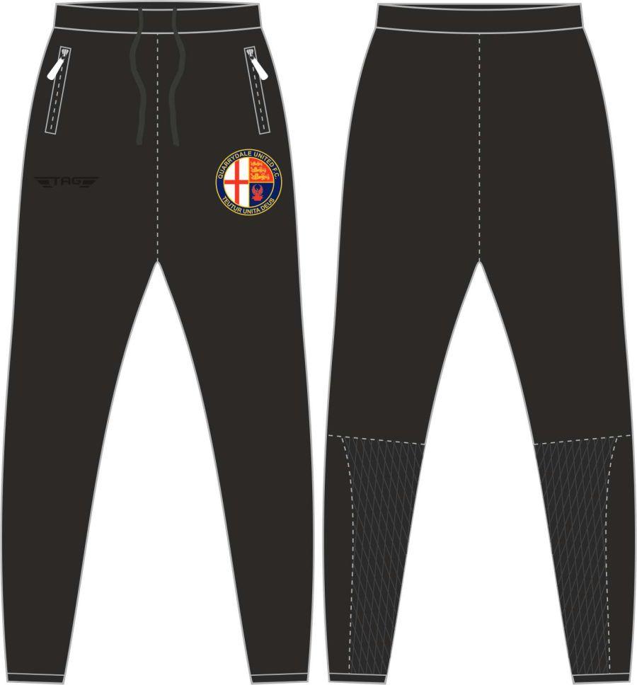 D2D. Quarrydale Tight Fit Tech Trouser - Adult