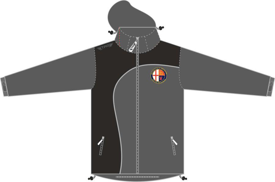 D4D. Quarrydale Rain Jacket - Adult**