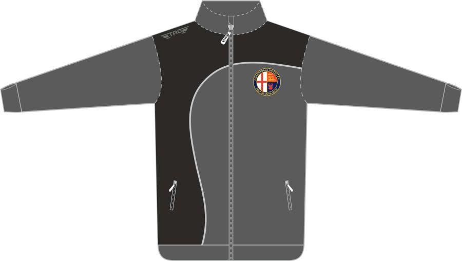 D6D. Quarrydale Tech Tracksuit Jacket - Adult