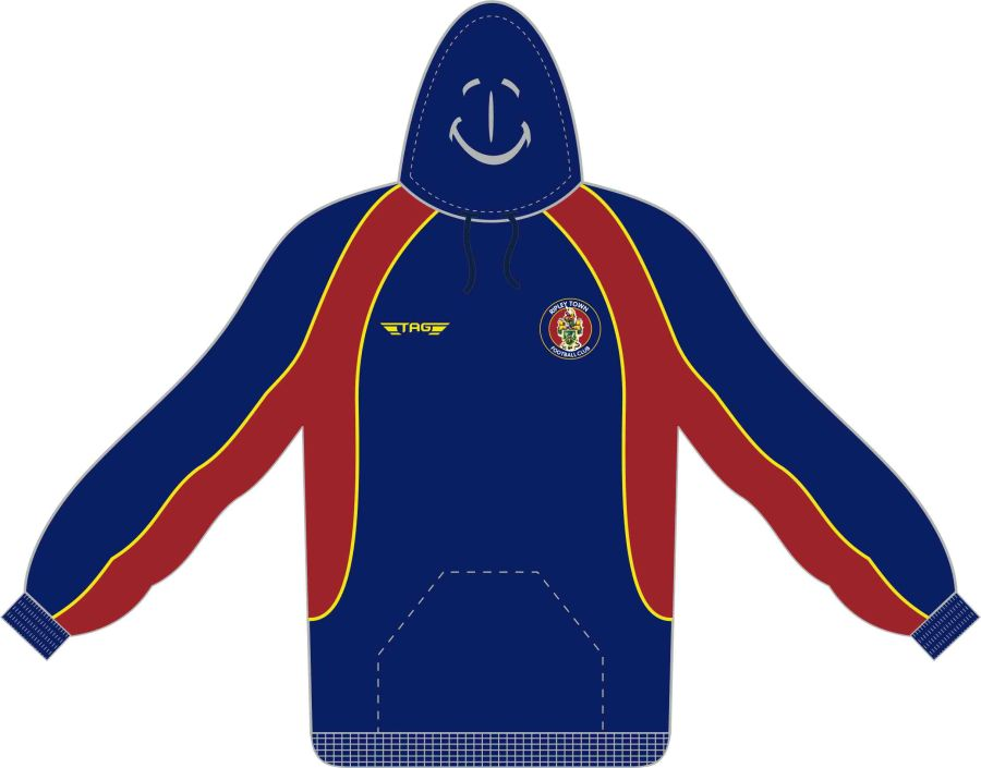 D7C. Ripley Town Sports Hoody - Child