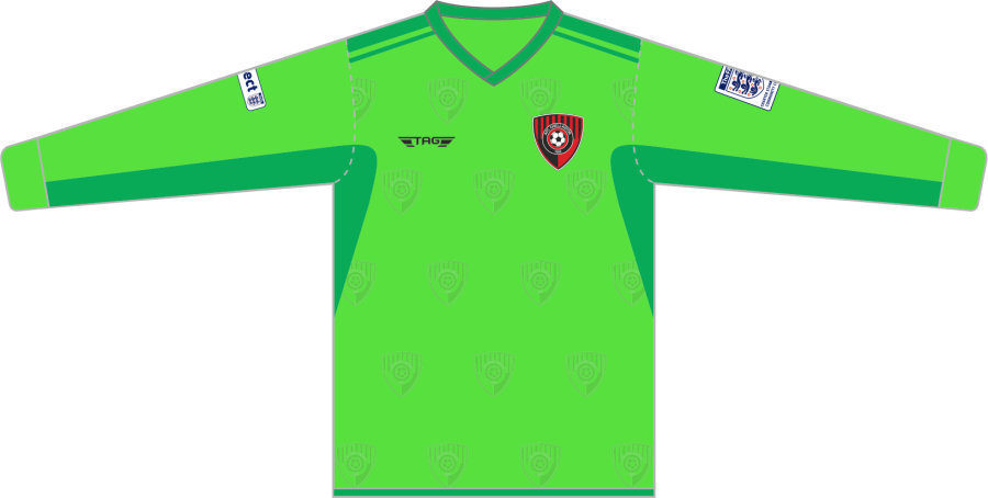 C4D. AFC Chellaston Green GK Jersey - Adult