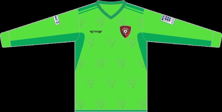C4C. AFC Chellaston Green GK Jersey - Child