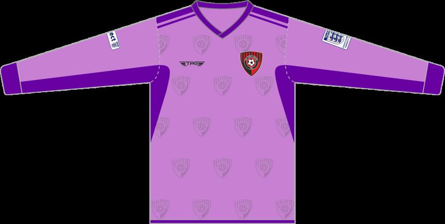 C4E. AFC Chellaston Purple GK Jersey - Child