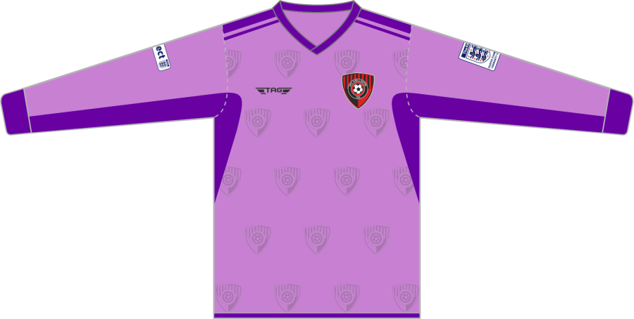 C4F. AFC Chellaston Purple GK Jersey - Adult