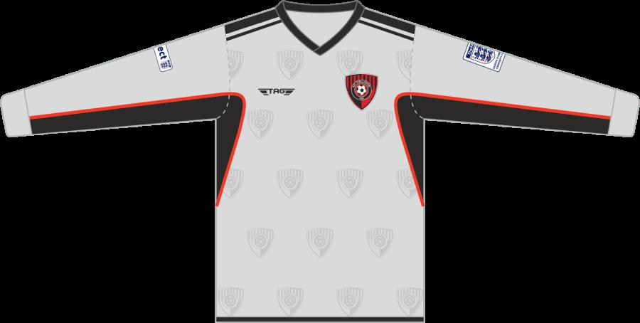 C4G. AFC Chellaston Silver GK Jersey - Child