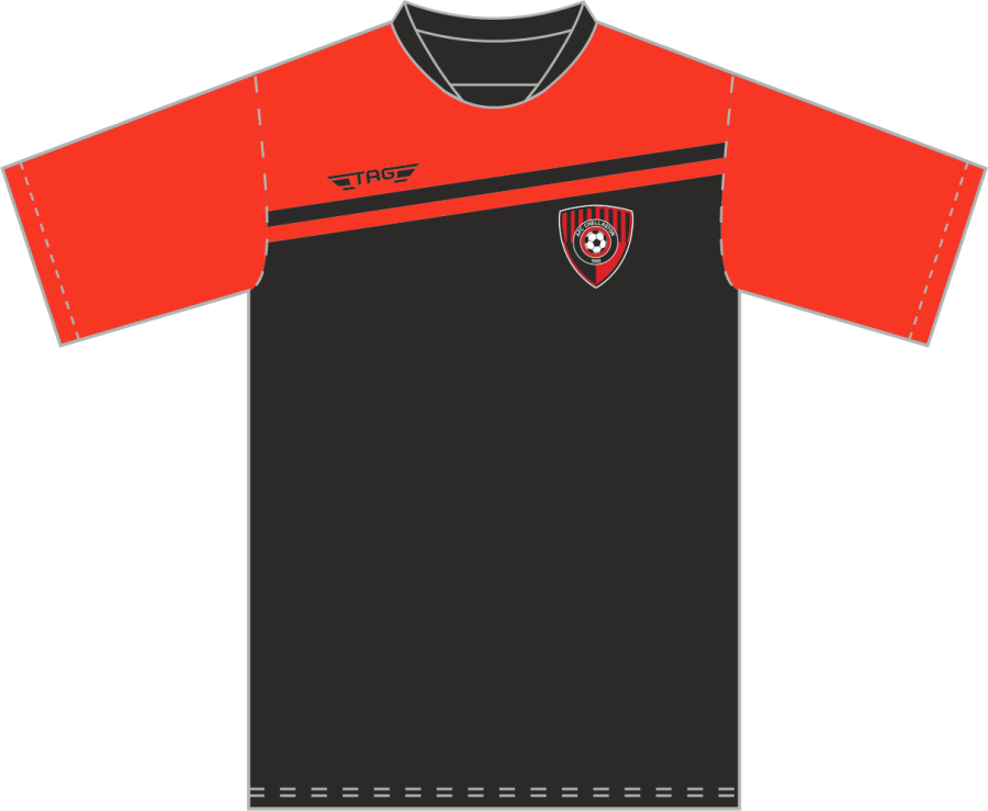 D3D. AFC Chellaston Training Jersey - Adult