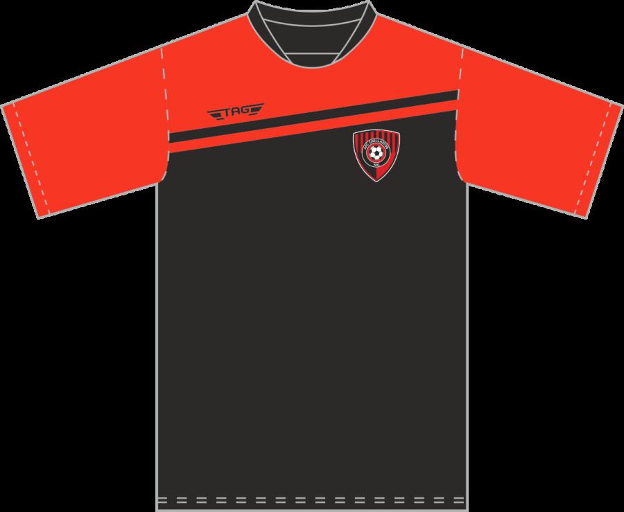 D3C. AFC Chellaston Training Jersey - Child