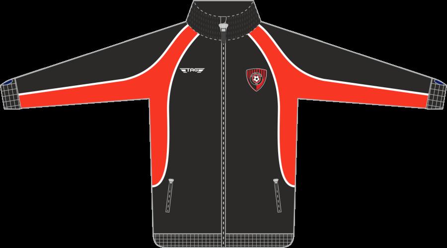 L4D. AFC Chellaston Tech Jacket - Adult**