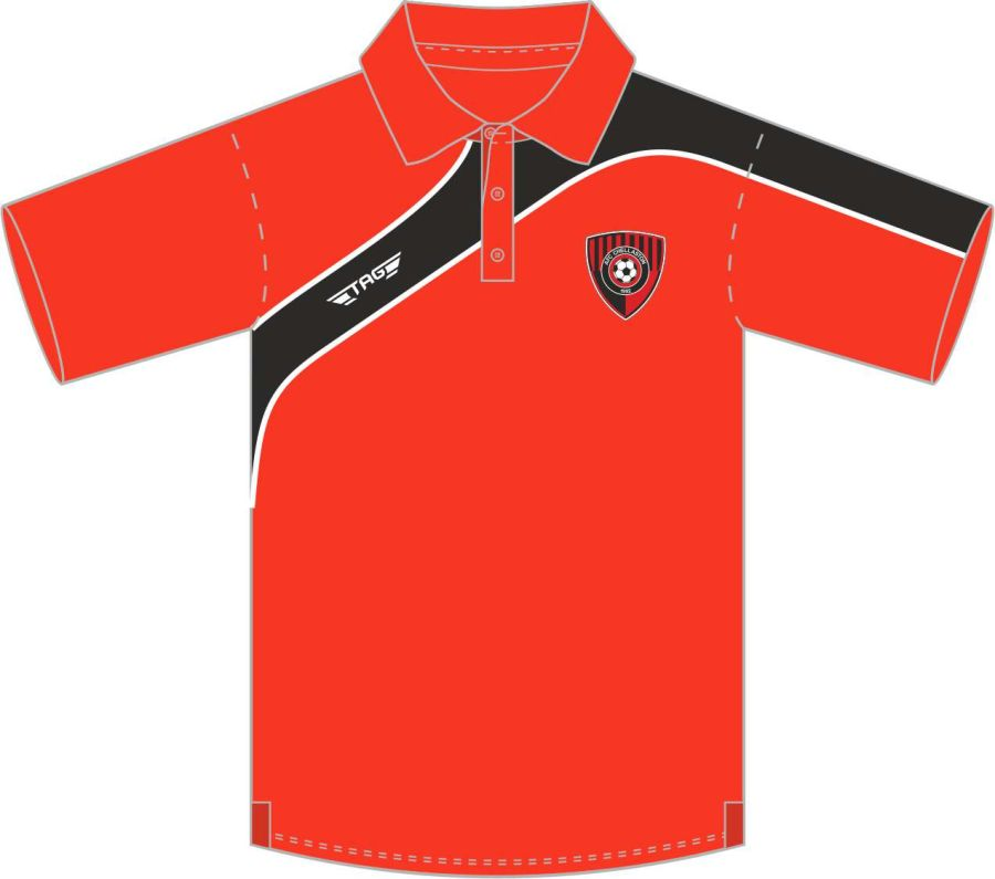 D8D. AFC Chellaston Managers Sports Polo