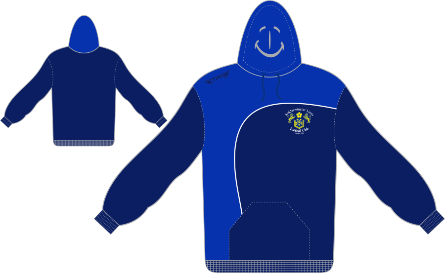 D7C. Kidderminster Lions Sports Hoody - Child**