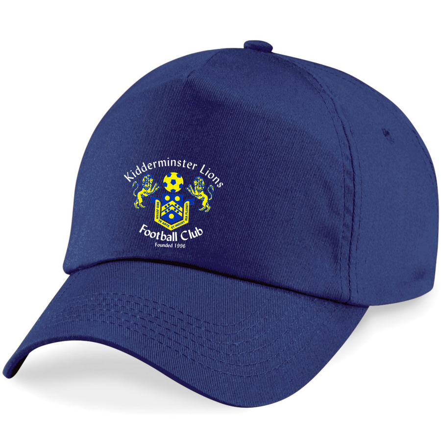 F2D.  Kidderminster Lions Cap - Adult