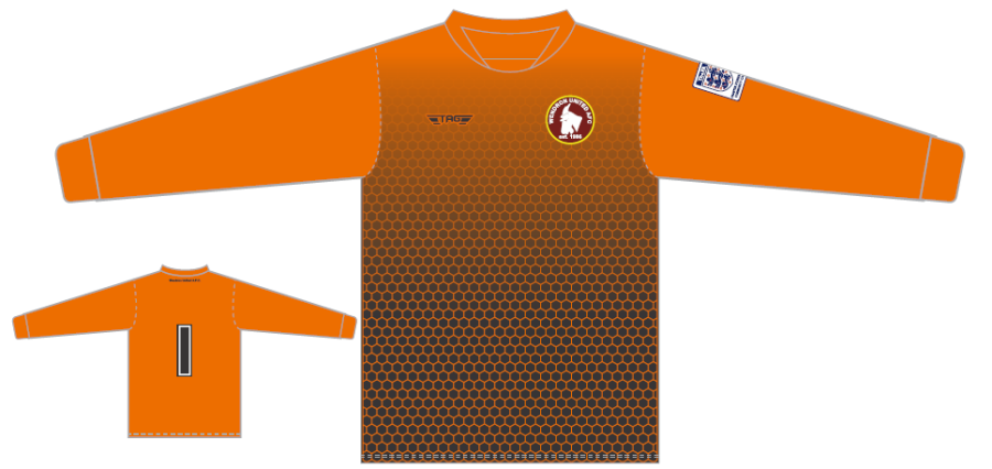 C4D. Wendron GK Jersey - Adult