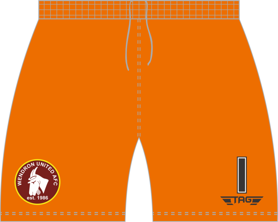 C4P. Wendron GK Short - Adult