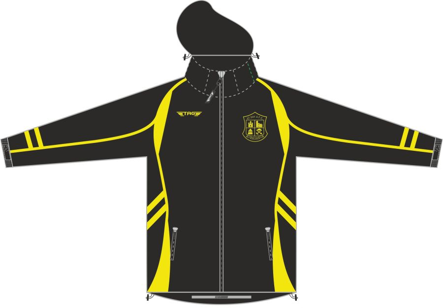D4D. St. Day AFC - Rain Jacket - Adult