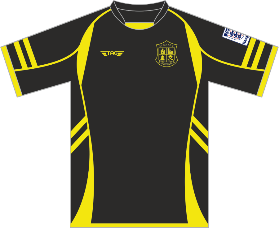 D3D. St. Day AFC Training Jersey - Adult