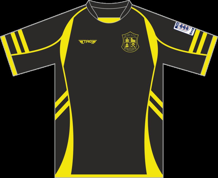 D3C. St. Day AFC Training Jersey - Child