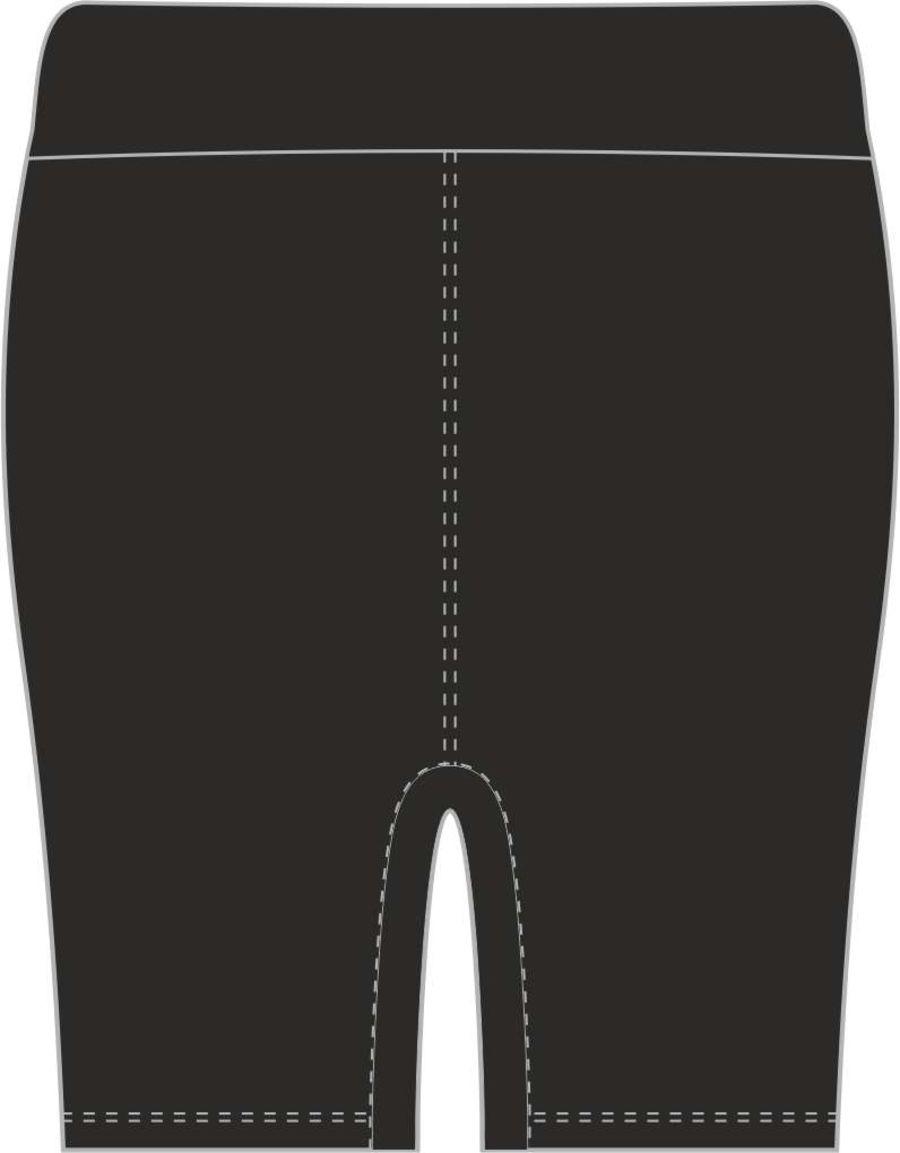 C6D. Mickleover FC Baselayer Short - Black - Adult