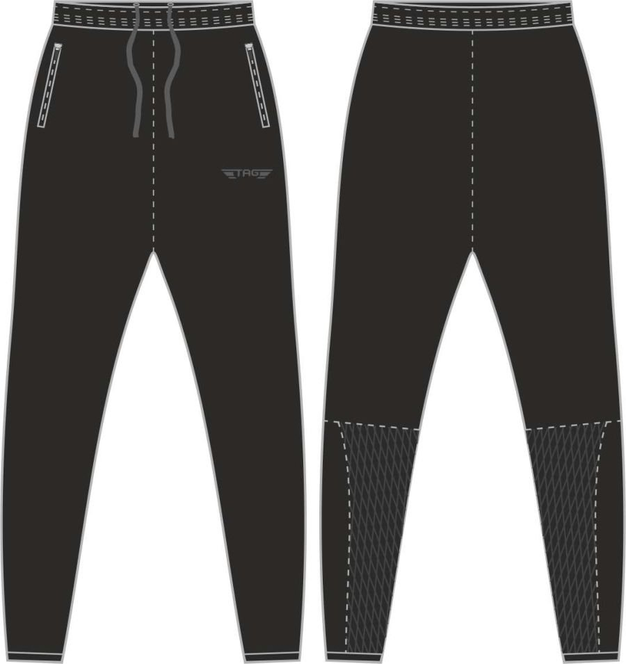 D2C. Mickleover FC Tight Fit Tech Trouser - Child