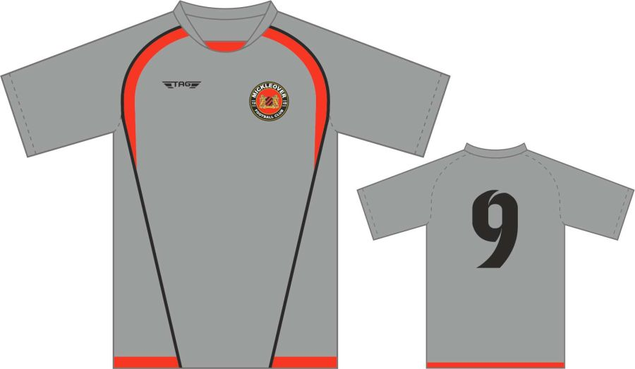 D3D. Mickleover FC Training Jersey - Adult