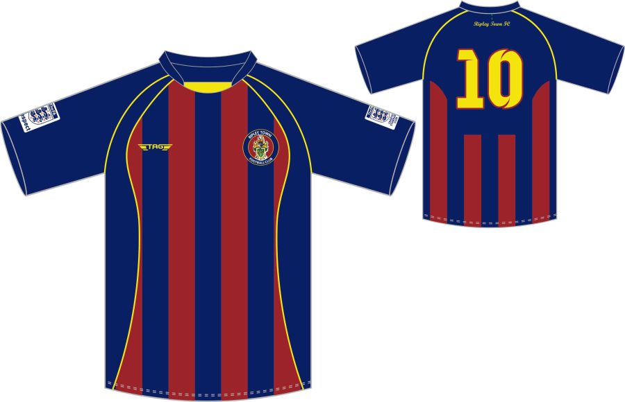 C2D. Ripley Town Home Match Jersey S/S - Adult