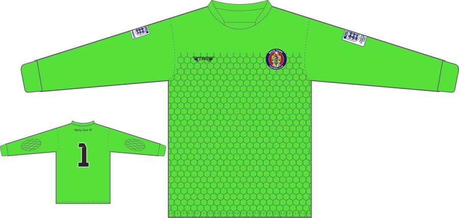 C4C. Ripley Town Home GK Jersey - Child