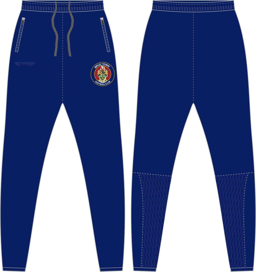 D2D. Ripley Town Tight Fit Tech Trouser - Adult