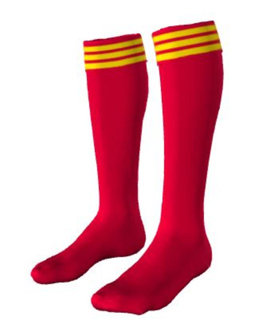C2J. Peasedown Albion Home Sock - Adult