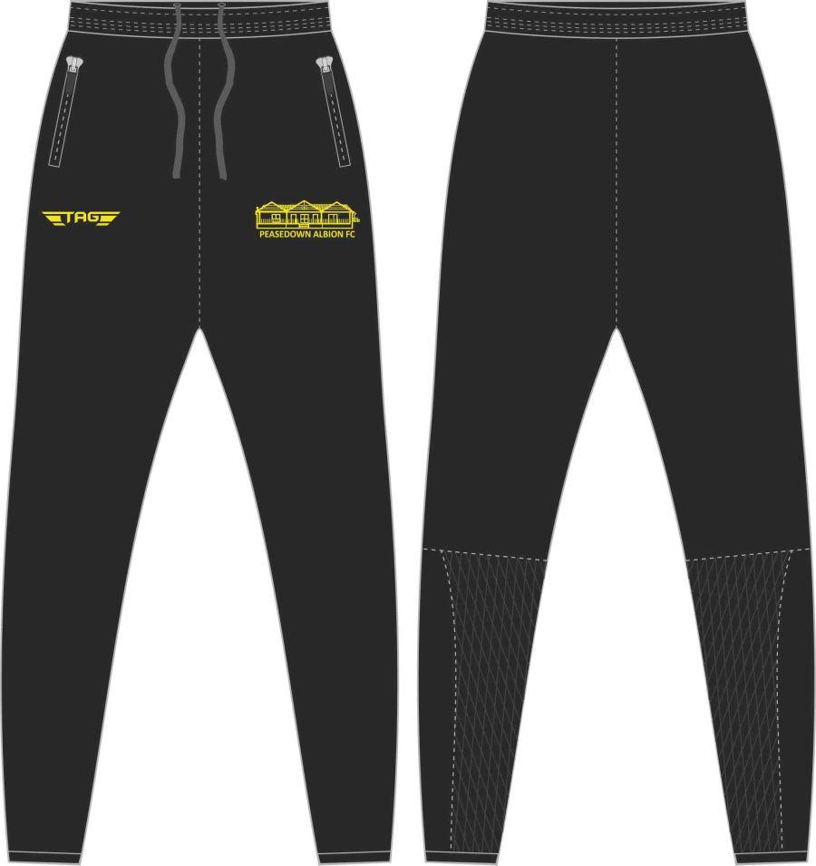 D2C. Peasedown Albion Tight Fit Tech Trouser - Child