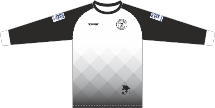C2E. Castle Donington L/S Home Jersey - Child