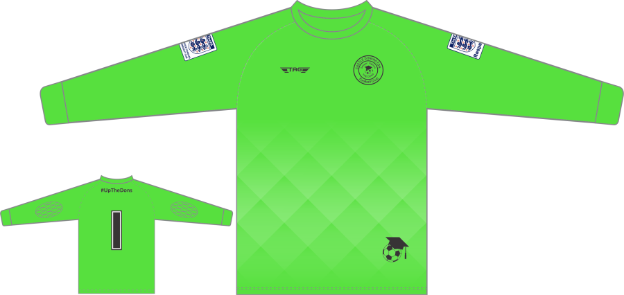C4C. Castle Donington GK Jersey - Child