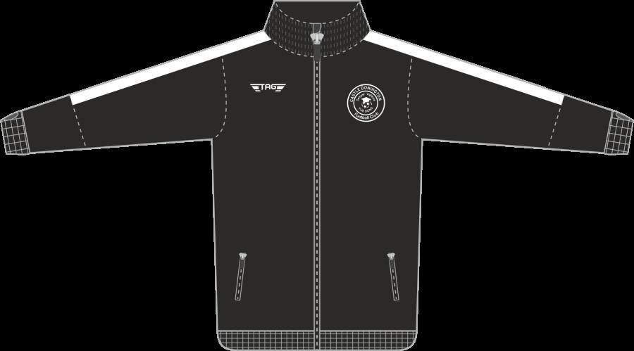 D6C. Castle Donington Tech Jacket - Child