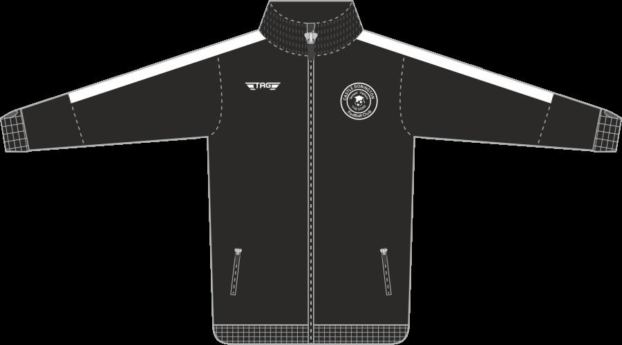 D6D. Castle Donington Tech Jacket - Adult