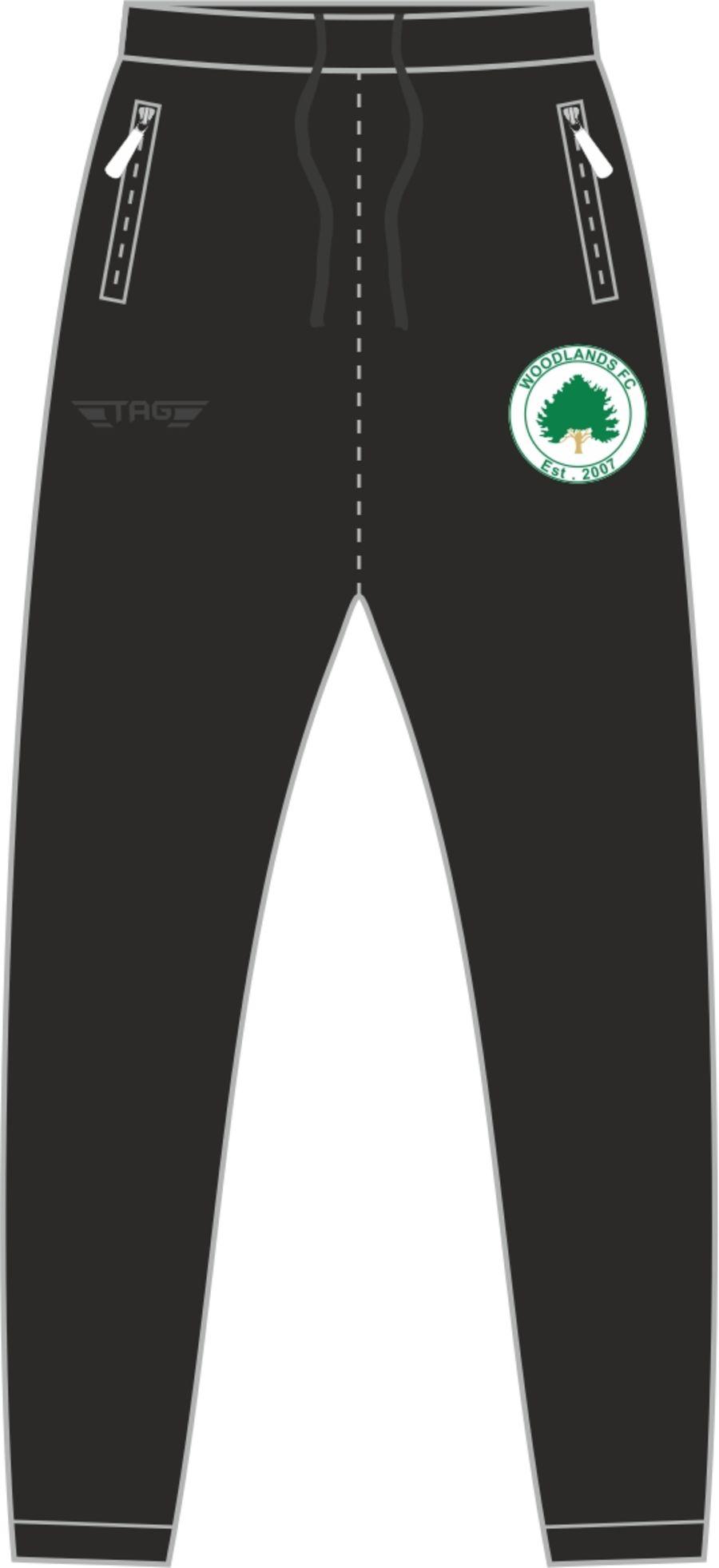 D2F. Woodlands Casual Fit Tech Trouser - Adult