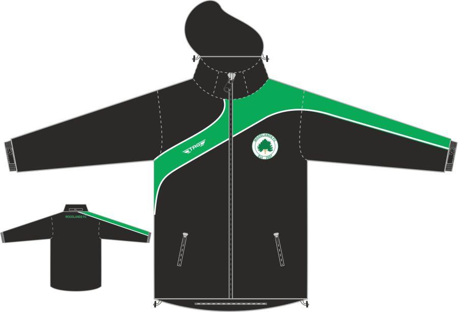 D4C. Woodlands Rain Jacket - Child