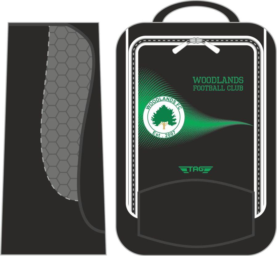 E2I. Woodlands Boot Bag (min order of 10)**