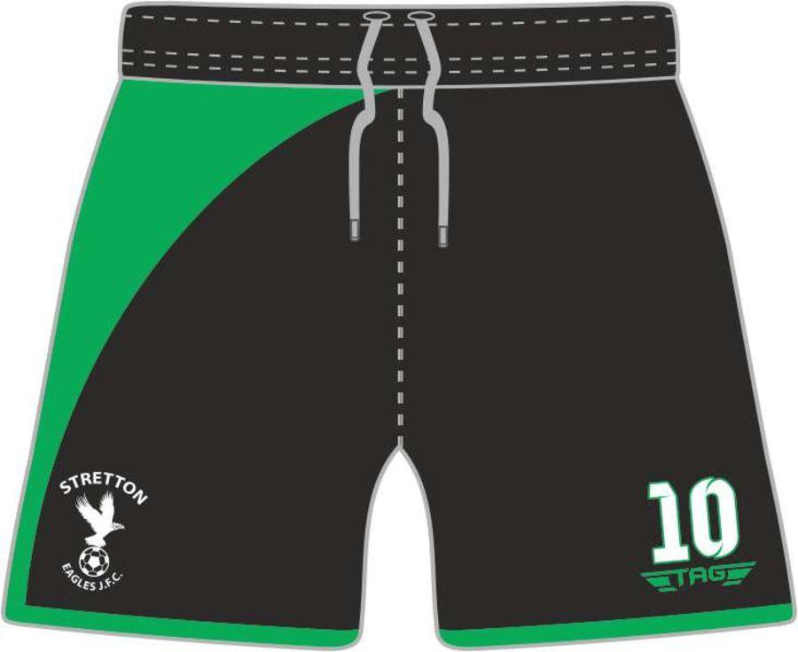 C2H. Stretton Eagles Home Match Short - Adult