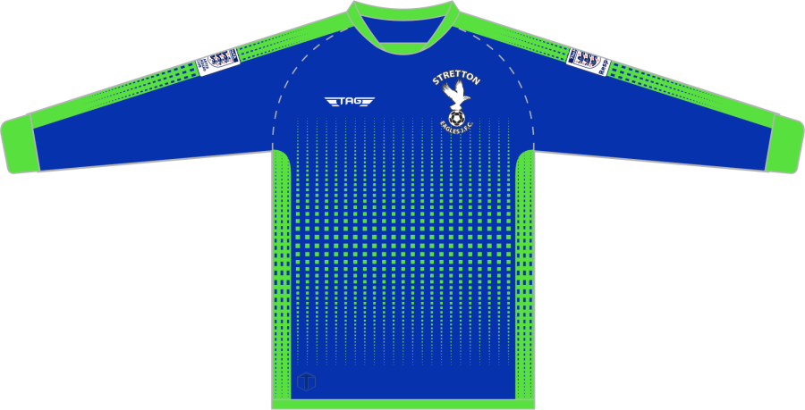 C4D. Stretton Eagles Home GK Jersey - Adult
