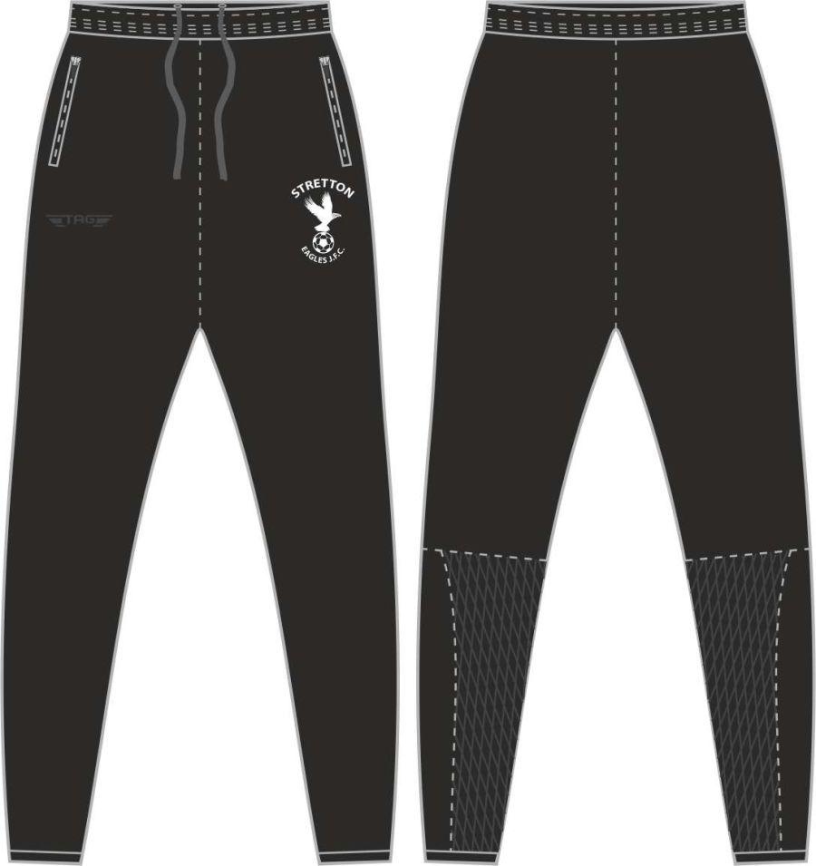 D2C. Stretton Eagles Tight Fit Tech Trouser - Child