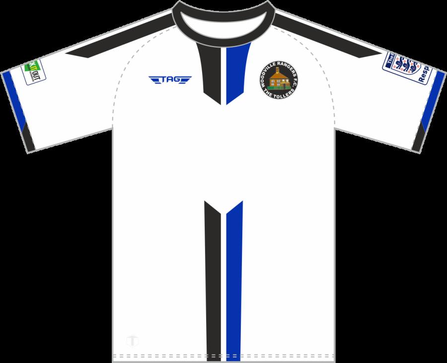 C3C. Woodville Rangers Away Jersey - Child