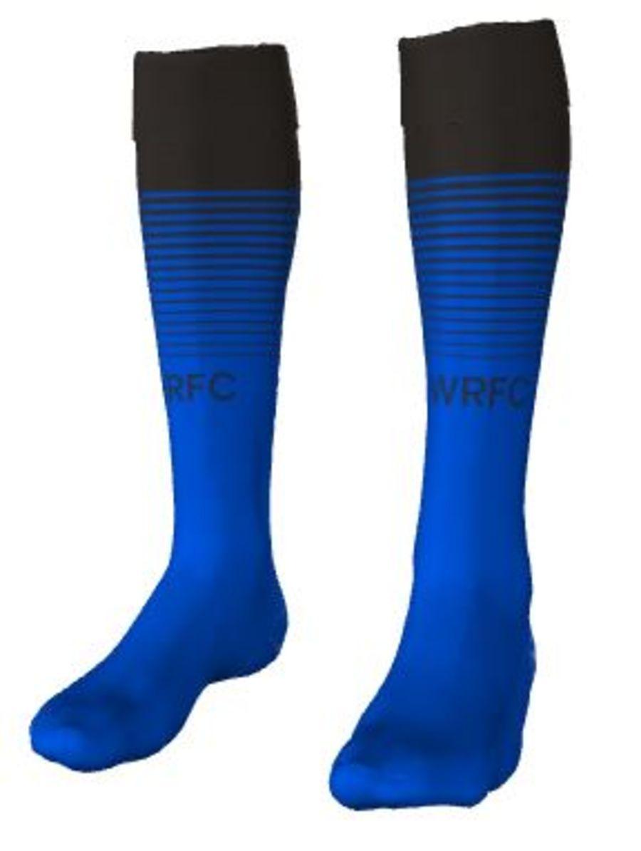 C2I. Woodville Rangers Match Sock - Child