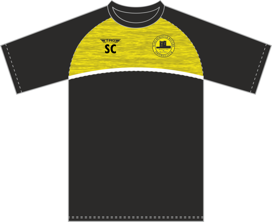 D3D. Marlborough Training Jersey Hybrid - Adult